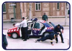Foto Reducción Personas Violentas