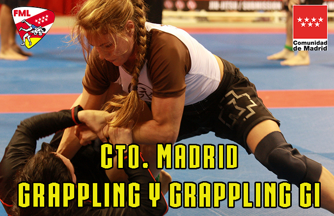 Cto. Madrid Grappling y Grappling Gi