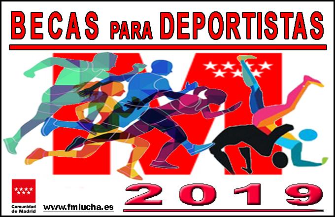 Becas Depotistas 2019