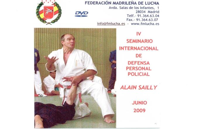 Iv seminario internacional de defensa personal policial for Oficina 1892 banco santander